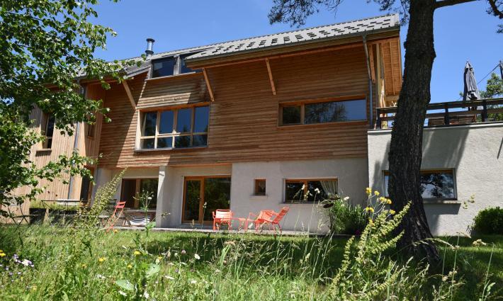Superbe maison d 39 h tes sur un site d 39 exception villard - Chambre d hote lans en vercors ...