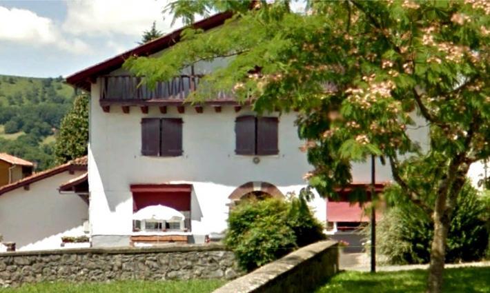 Jaxu saint jean pied de port maison de village typique - Chambres d hotes saint jean pied de port ...